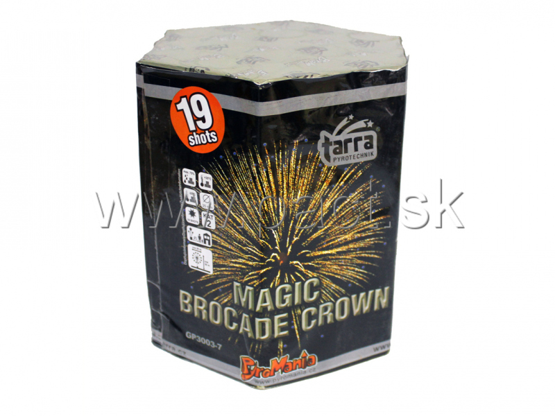 MAGIC BROCADE CROWN 19 SH